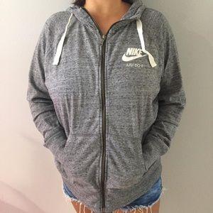 Nike hoodie woman